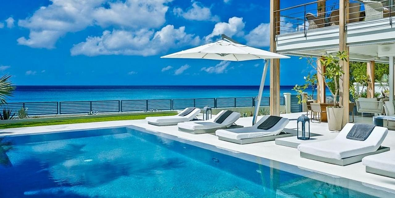 luxury vacation villa rentals in Barbados