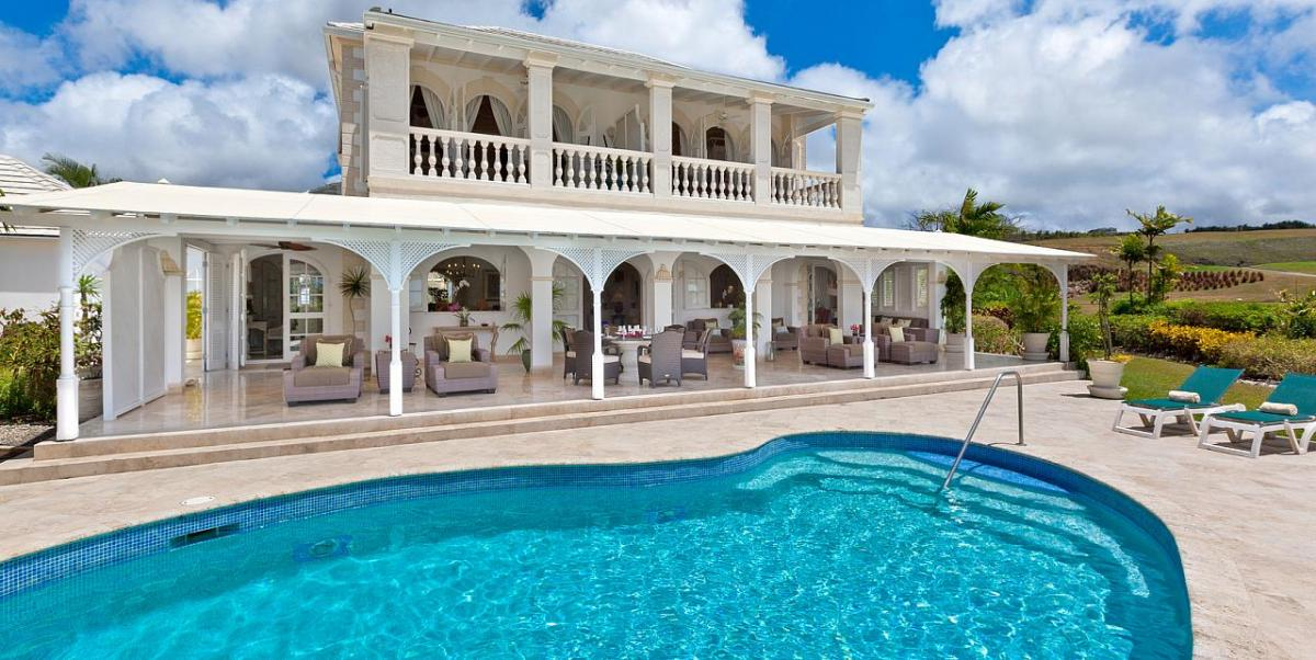 luxury villas in Barbados