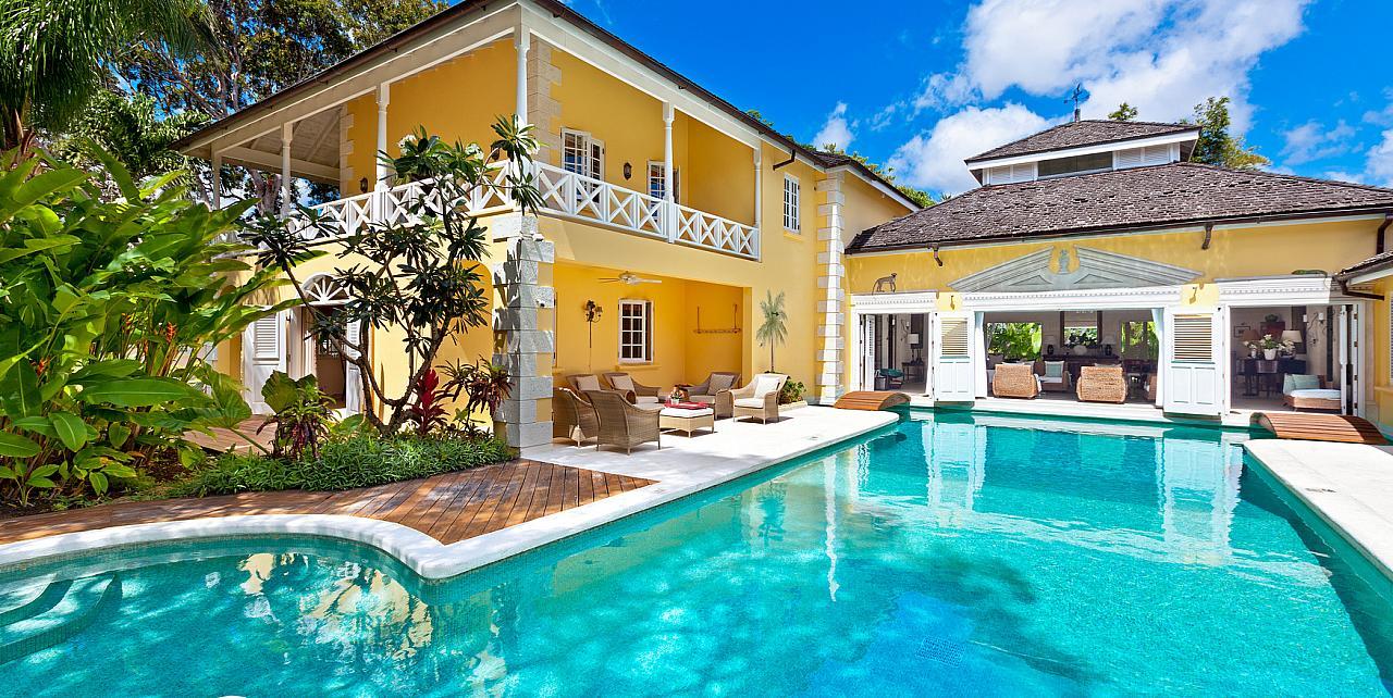 Barbados, Sandy Lane - Jamoon Villa