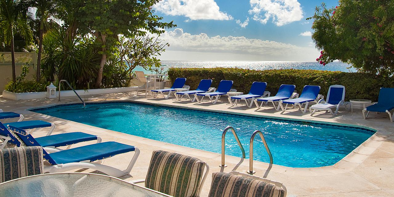 Barbados, Oyster Bay Villa Pool