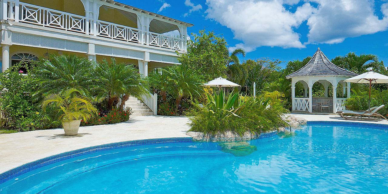 Barbados, Sugar Hill Calliaqua Villa & Pool
