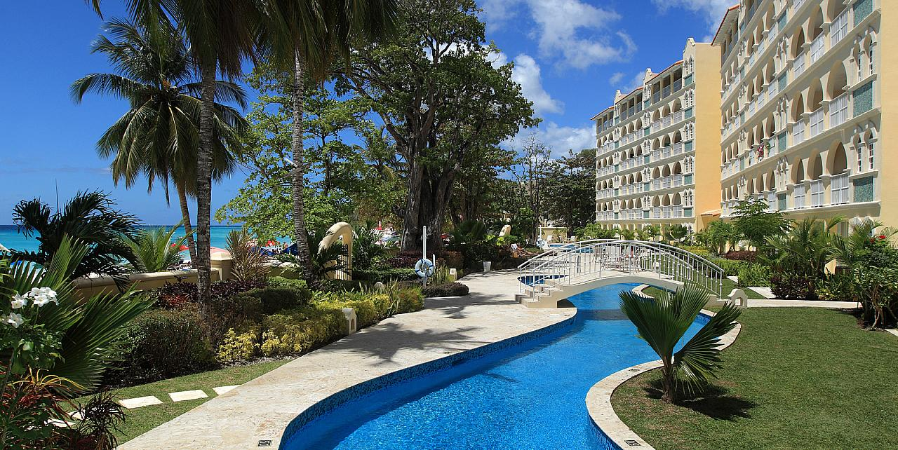 Barbados, Sapphire Beach Apartment 205