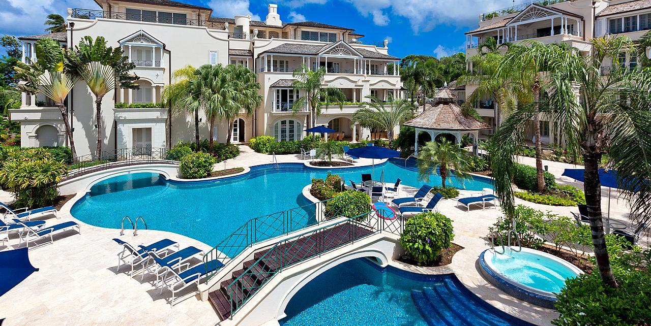Barbados, Schooner Bay Apartment 207