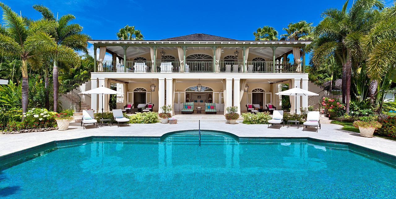 Barbados, Sugar Hill - Eden Villa