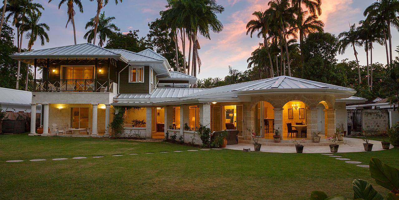 Barbados, 8 Bedroom Villa Prudence