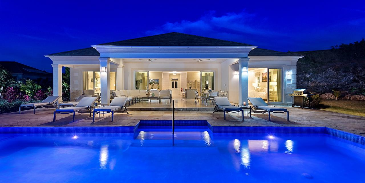 Royal Palm Villa 4 - 4 bedroom villa Royal Westmoreland