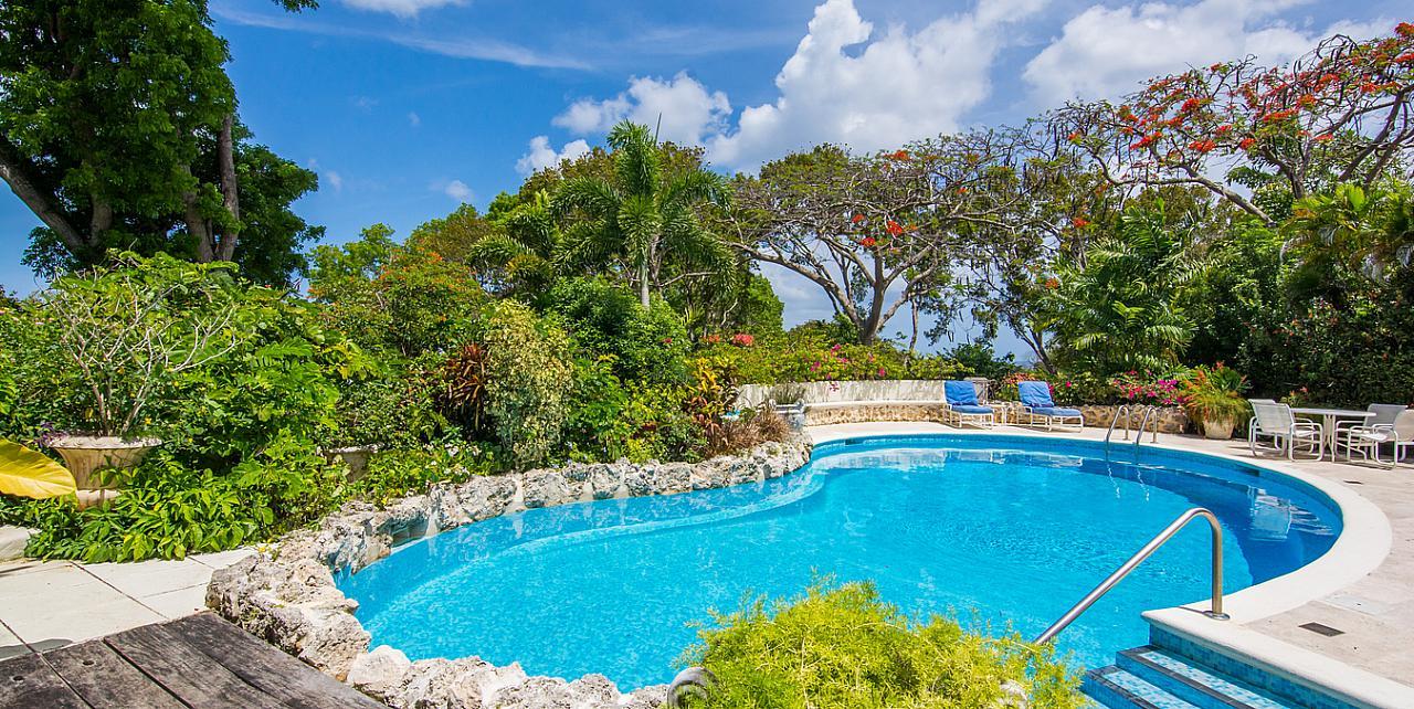 Barbados, 4 Bedroom Villa Highlands - Sandy Lane