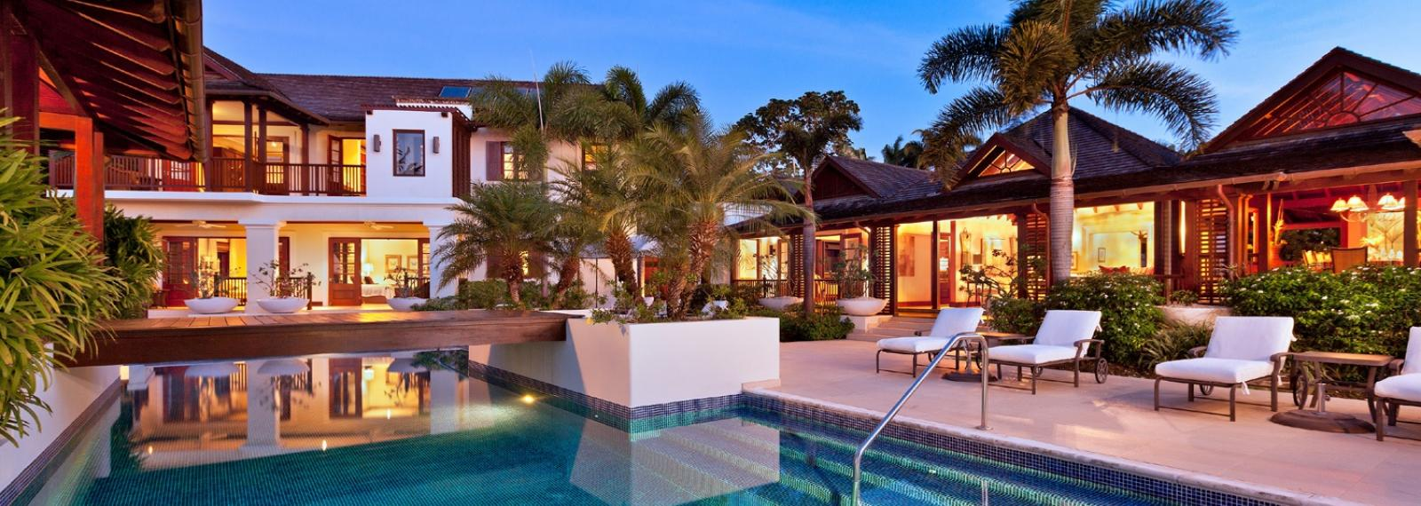 Villa Alila - Sandy Lane Estate - 10% OFF YOUR ENTIRE STAY OF 7 NIGHTS OR MORE