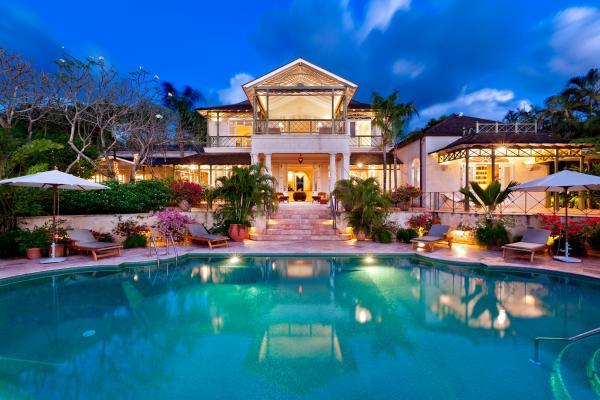 Gardenia - Private beachfront Estate