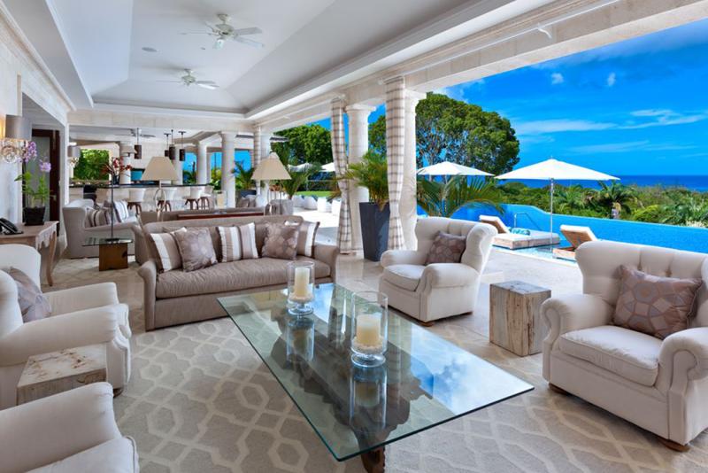 Sandy Lane Villa Sanzaru